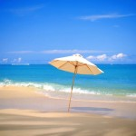 Pic Beach Umbrella