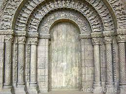 doorway arch stone